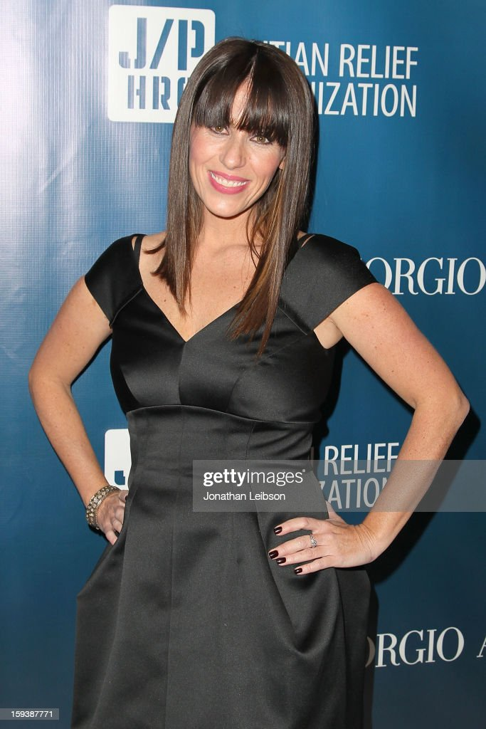 Soleil Moon Frye attends the 2nd Annual Sean Penn & Friends Help Haiti Home Presented By Giorgio Armani - A Gala To Benefit J/P HRO - Arrivals at Montage Beverly Hills on January 12, 2013 in Beverly Hills, California.