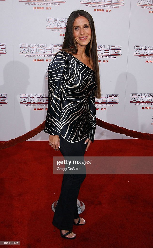 Soleil Moon Frye during 'Charlie's Angels 2 Full Throttle' Premiere at Mann's Chinese Theater in Hollywood California United States