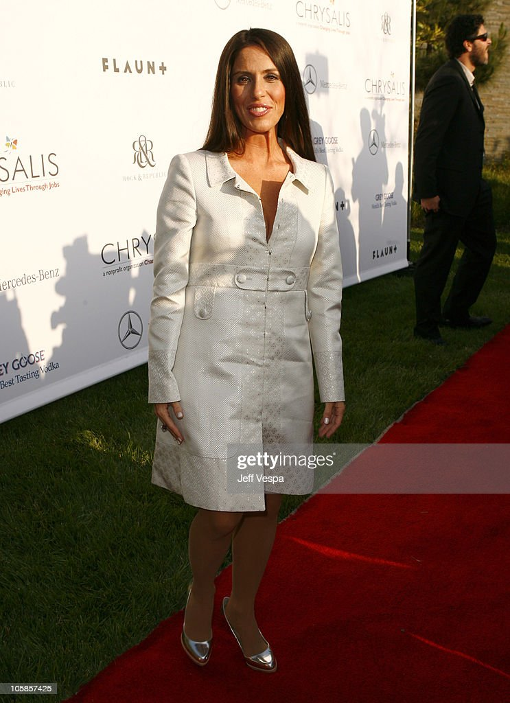 Soleil Moon Frye during Sixth Annual Chrysalis Butterfly Ball Red Carpet at Home of Susan Harris Hayward Kaiser in Mandeville Canyon California...