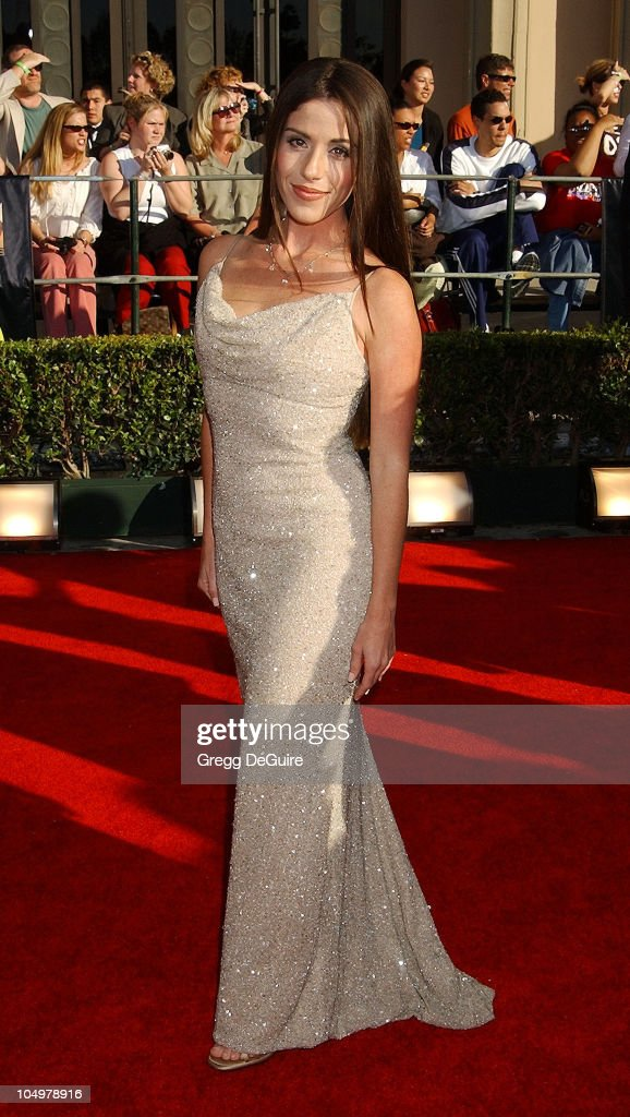 Soleil Moon Frye during The 8th Annual Screen Actors Guild Awards Arrivals at Shrine Exposition Center in Los Angeles California United States