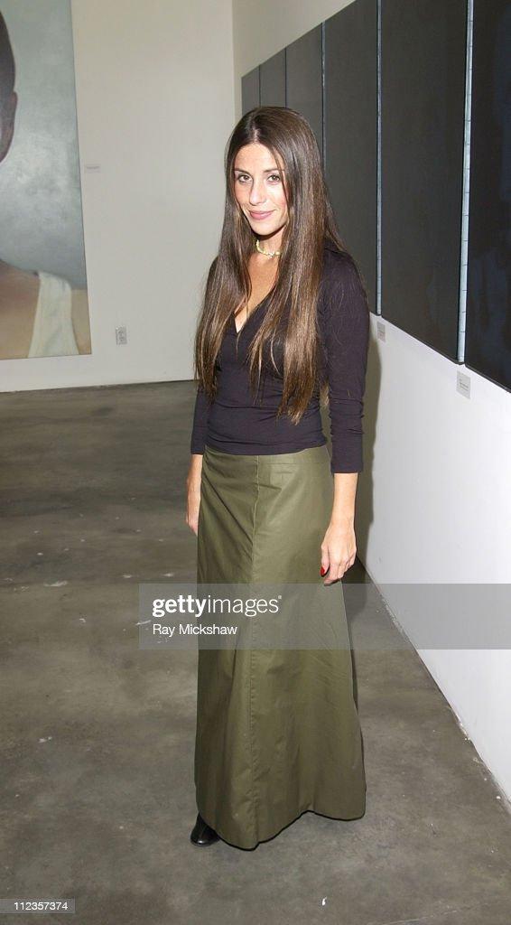Soleil Moon Frye during The Jason Lee Foundation for the Arts and Smirnoff Ice Present Gottfried Helnwein at Helnwein Studio in Los Angeles...