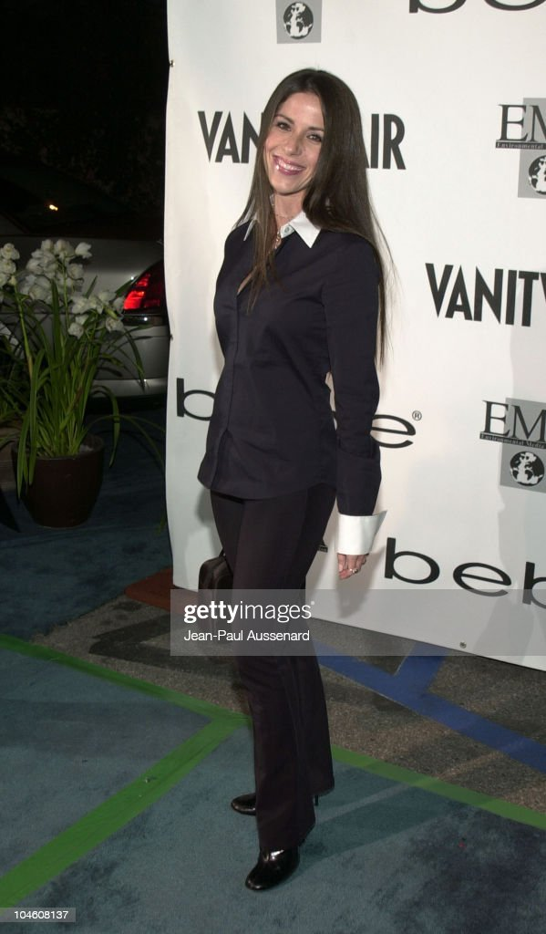 Soleil Moon Frye during Vanity Fair_Bebe_EMA 'Rock the Casbah' Party at Les Deux Cafes in Hollywood California United States