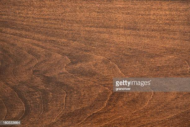 Solid Maple Wood Background