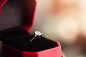 solitaire ring diamond