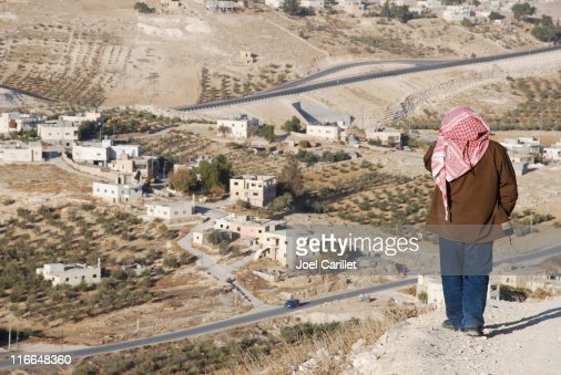 Solitary Man in Palestine