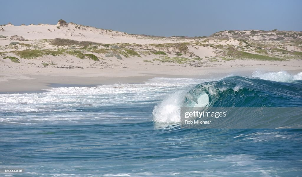 Solitary Wave : Stock Photo