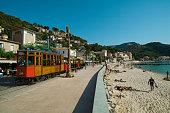 Soller,Majorca,Balearic Islands,Spain