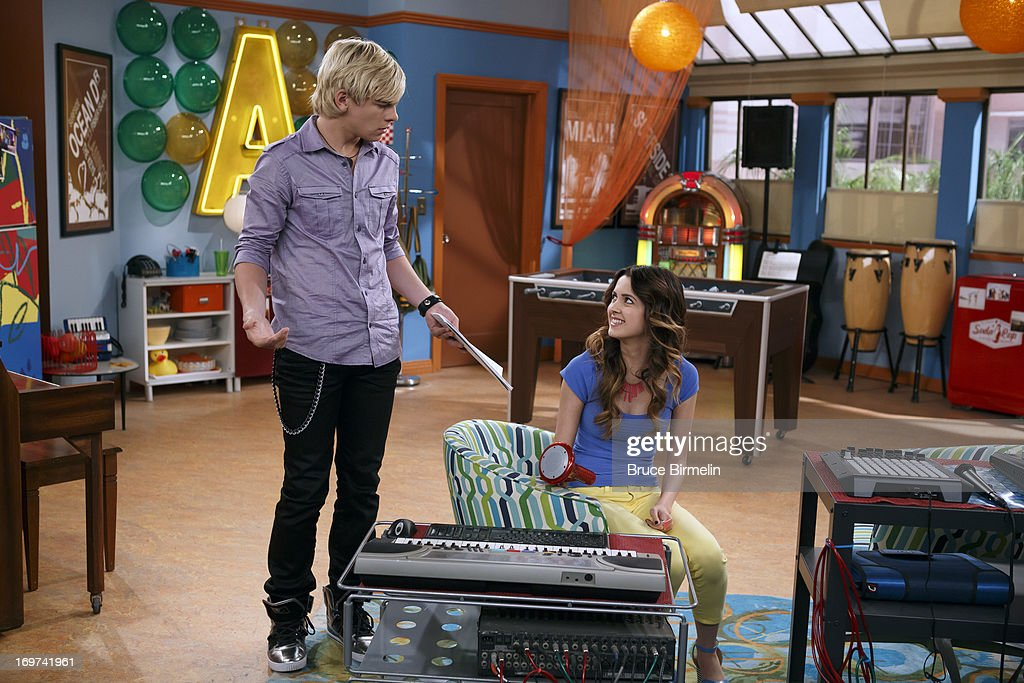 AUSTIN & ALLY - 'Solos & Stray Kitties' - Trish books an audition for Ally, who discovers she's performing with an all-girl band and not as a soloist. In attempt to save the day, Austin, Dez and Trish band together and cause a distraction so Ally can sing solo, in a new episode of 'Austin & Ally,' premiering SUNDAY, JUNE 2 (8:30-9:00 p.m. ET/PT) on Disney Channel. MARANO