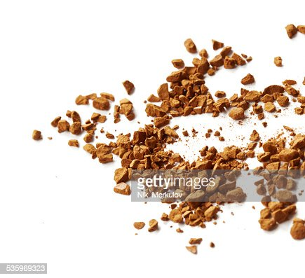 Soluble coffee : Stock Photo