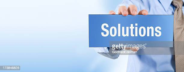 Solutions - Banner Series