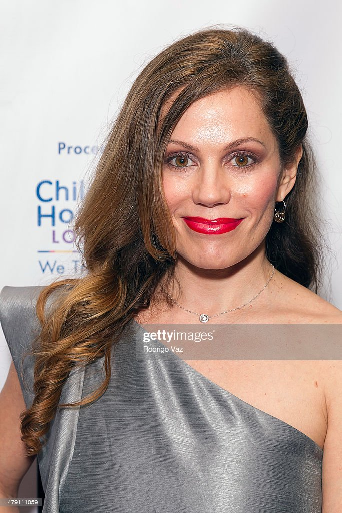 Solutions President Toshia Wildasin attends The Dream Builders Project 'A Brighter Future For Children' at H.O.M.E. on March 15, 2014 in Beverly Hills, California.