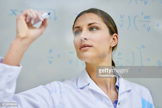 Solving equations to find all the solutions she needs
