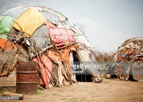 Somali Nomadic Hut