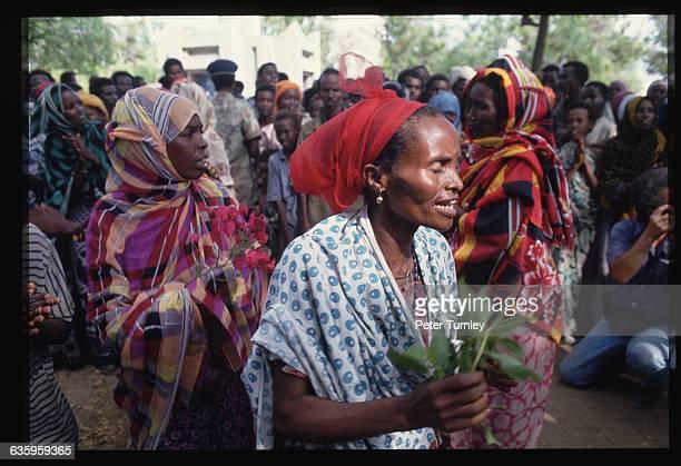 Somalia Street Scenes 1992