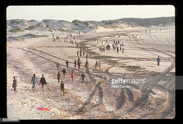 Somalia US Intervention 1992