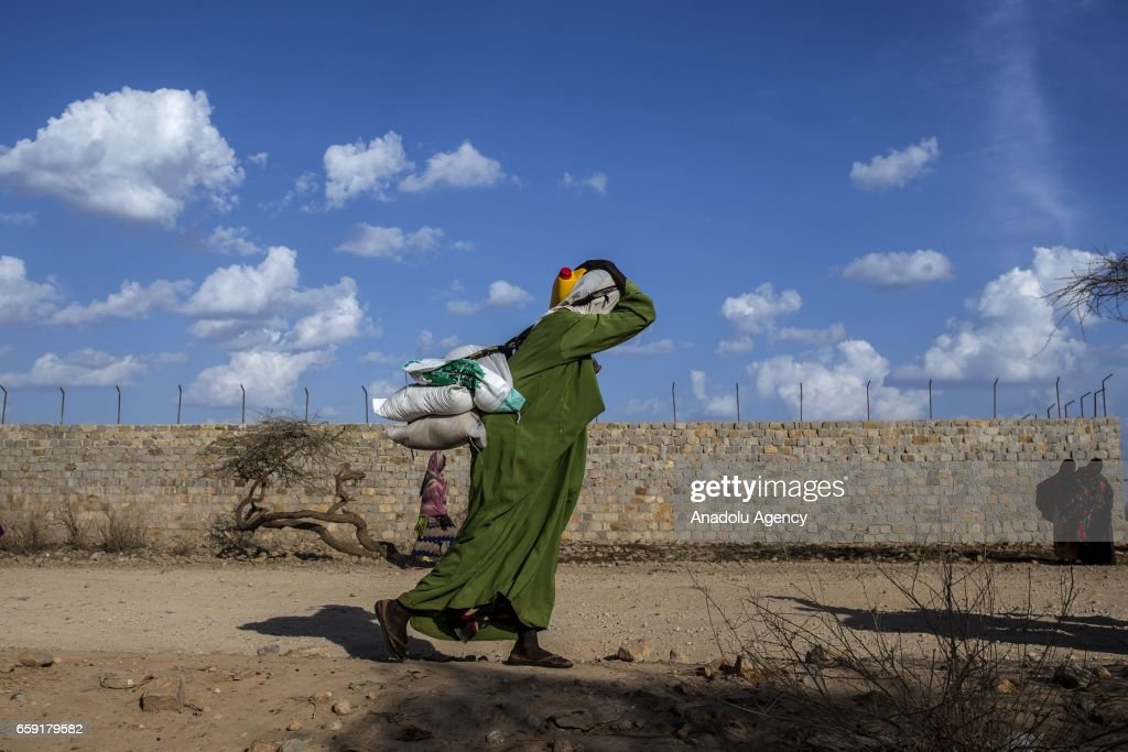 Drought threatens the lives of Somalians