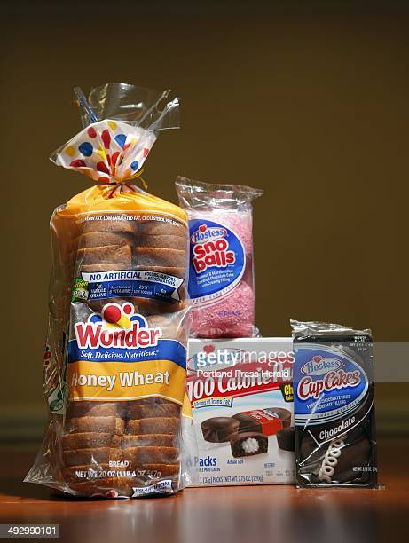 Some of the Hostess products that the Biddeford Hostess plant produced Cupcakes Sno Balls mini Cup Cakes and a variety of Wonder and JJ Nissen breads