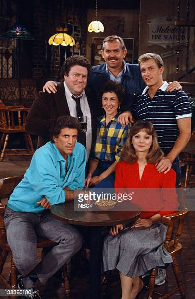 CHEERS 'Someday My Prince Will Come' Episode 3 Air Date Pictured John Ratzenberger as Cliff Clavin Woody Harrelson as Woody Boyd Shelley Long as...