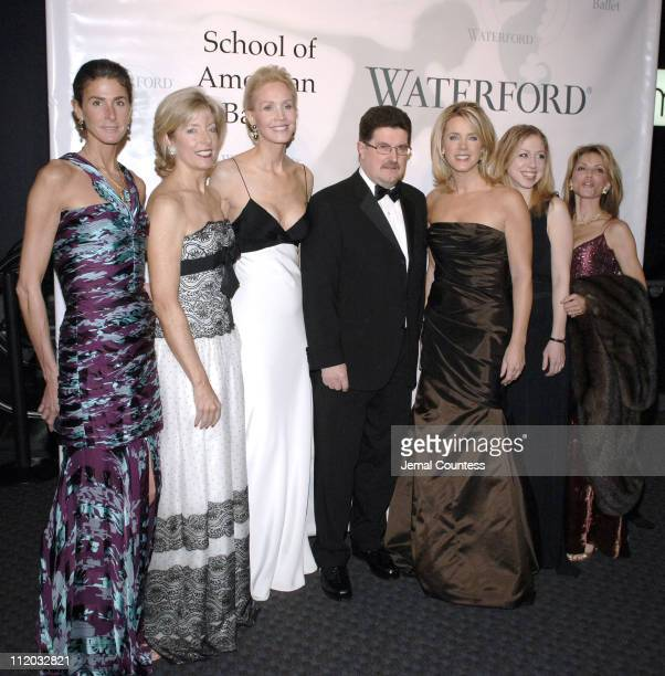 Somers White Farkas Liz Peek Joanne de Guardiola John Foley Deborah Norville Chelsea Clinton and Cindy Sites All the ladies are Chairpersons for the...