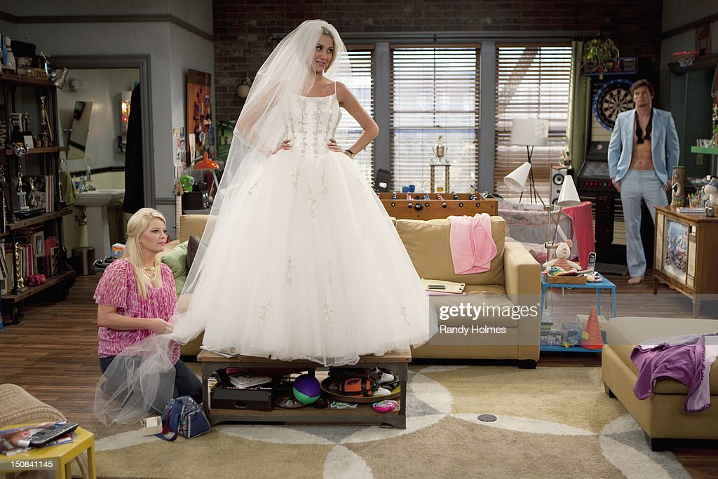 DADDY - 'Something Borrowed, Something Ben' - Riley helps organize the perfect wedding for her childhood friends. But when Ben and his wild buddy Gene go out all night, Ben ends up waking up next to the bride...on her wedding day! Meanwhile, in their haste to help, Danny and Tucker end up dropping the wedding cake and Bonnie tries to document the event on film, if only she can remember to turn it on. The romance of the wedding brings Riley a little closer to one of the guys...but is it Ben or Danny? - on the season finale of 'Baby Daddy,' airing Wednesday, August 29 at 8:30pm ET/PT, following an all-new 'Melissa & Joey' on ABC Family. MELISSA
