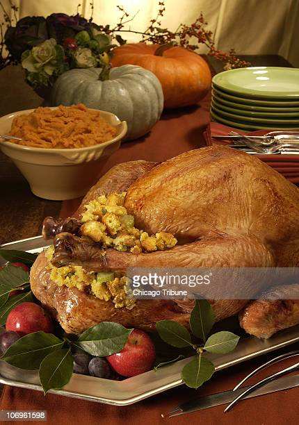 Sometimes the old recipes are simply the best such as this Stuffed Turkey