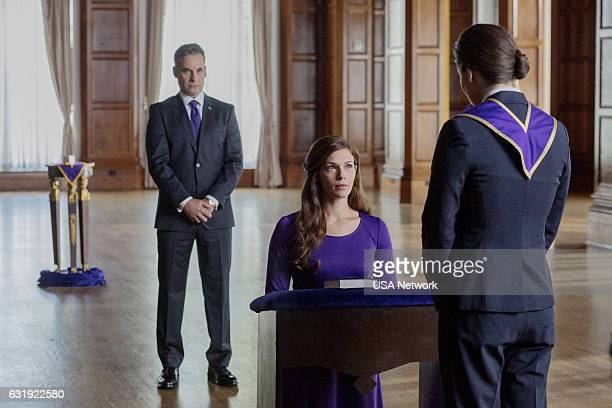 COLONY 'Somewhere Out there' Episode 202 Pictured Adrian Pasdar as Nolan Amanda Righetti as Maddie