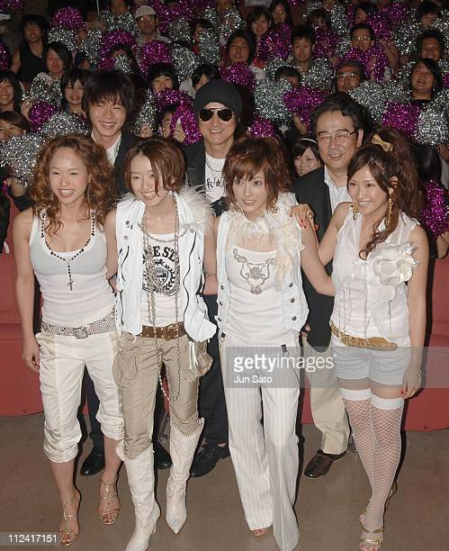 Somim Hiro Aya Hirayama Saeko Kei Tanaka Takanori Jinnai and Kouzo Nagayama