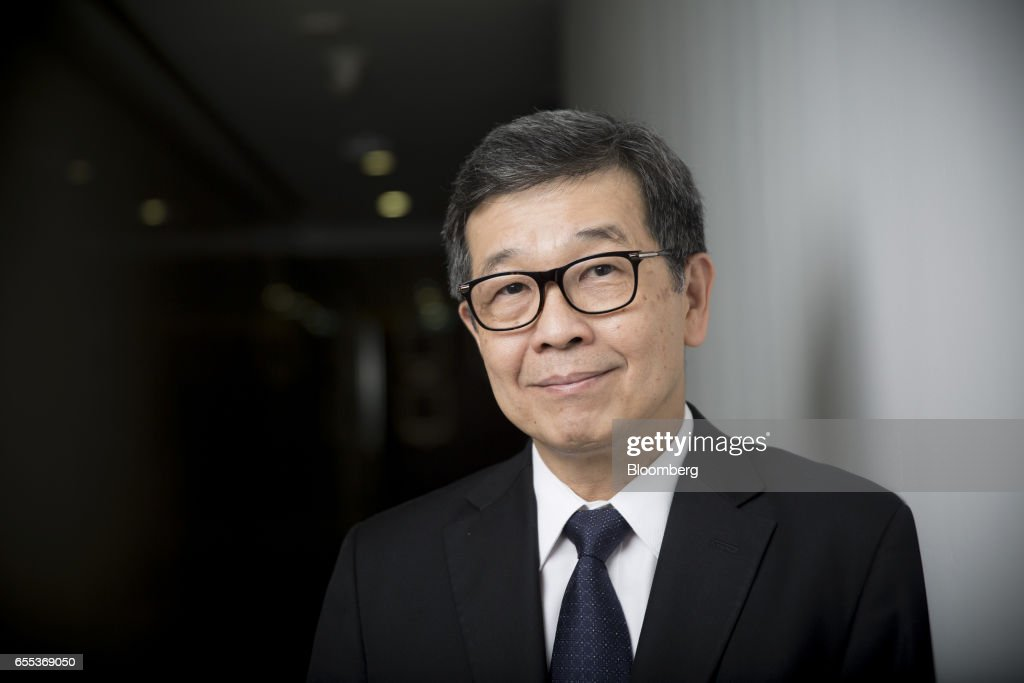 Somporn Vongvuthipornchai, chief executive officer of PTT Exploration & Production PCL (PTT E&P), poses for a photograph in Bangkok, Thailand, on Thursday, March 16, 2017. PTT E&P is eyeing early-life producing assets or projects that are already sanctioned and ready for development, Somporn said. Photographer: Brent Lewin/Bloomberg via Getty Images