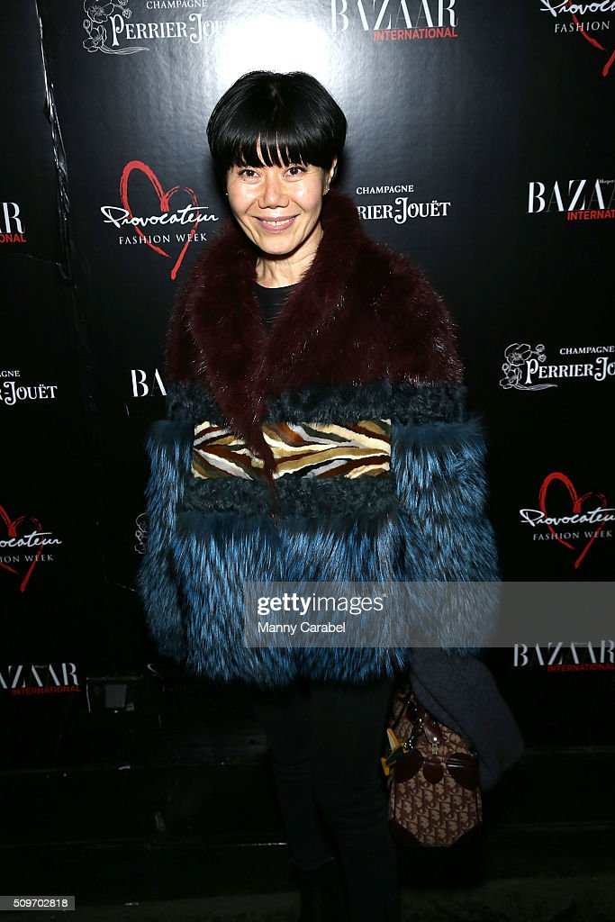 Harper's Bazaar International Celebrates Fashion + Cinema