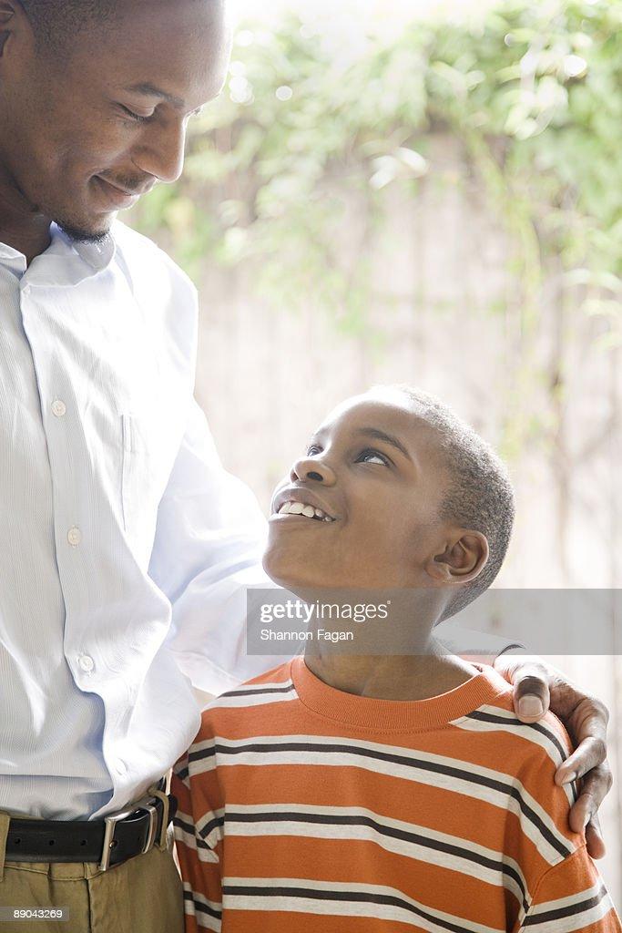 son looking Dad good fucking