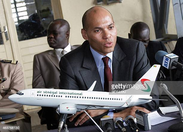 Son of Senegalese President Abdoulaye Wade and newly promoted as Minister of State and International Cooperation covering construction infrastructure...