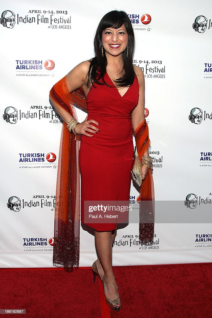 Sonal Shah attends the Indian Film Festival Of Los Angeles (IFFLA) Opening Night Gala For 'Gangs Of Wasseypur' on April 9, 2013 in Hollywood, California.