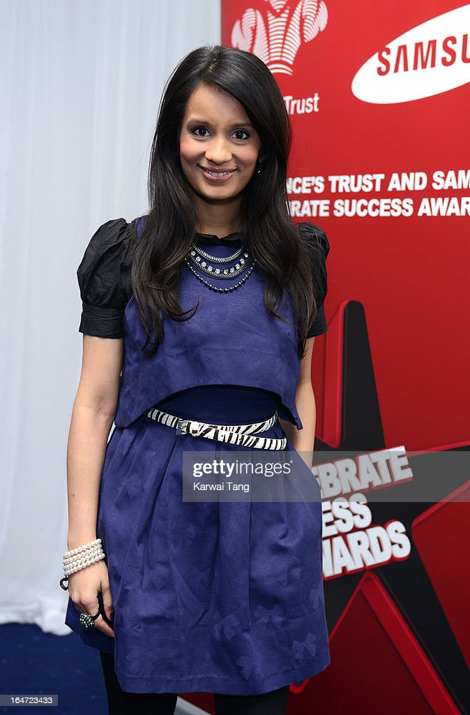 Sonali Shah attends the Prince's Trust Celebrate Success Awards at Odeon Leicester Square on March 26, 2013 in London, England.