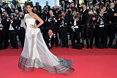 Sonam Kapoor at the premiere of 'The Artist' during the 64th Cannes International Film Festival