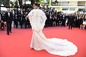 Sonam Kapoor attends the 'Loving' premiere during the 69th annual Cannes Film Festival at the Palais des Festivals on May 16 2016 in Cannes