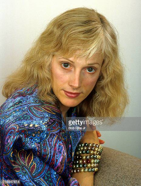 Sondra Locke during Sondra Locke 1986 Portrait Session by Bob Riha in Los Angeles California United States