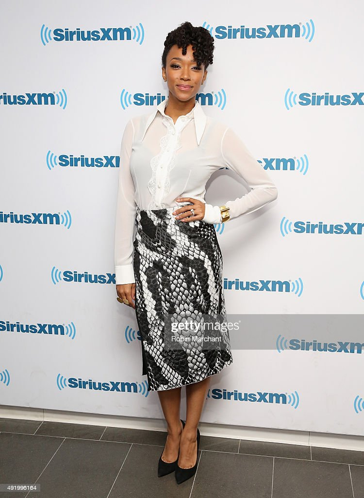 Celebrities Visit SiriusXM Studios - October 9, 2015