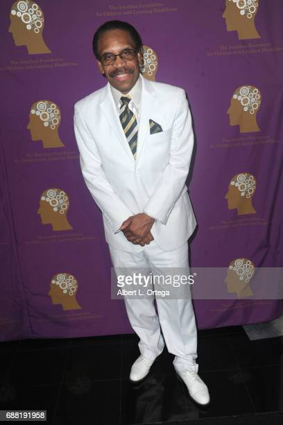 Song writer John 'Sly' Wilson arrives for The Jonathan Foundation Presents The 2017 Spring Fundraising Event To Benefit Children With Learning...