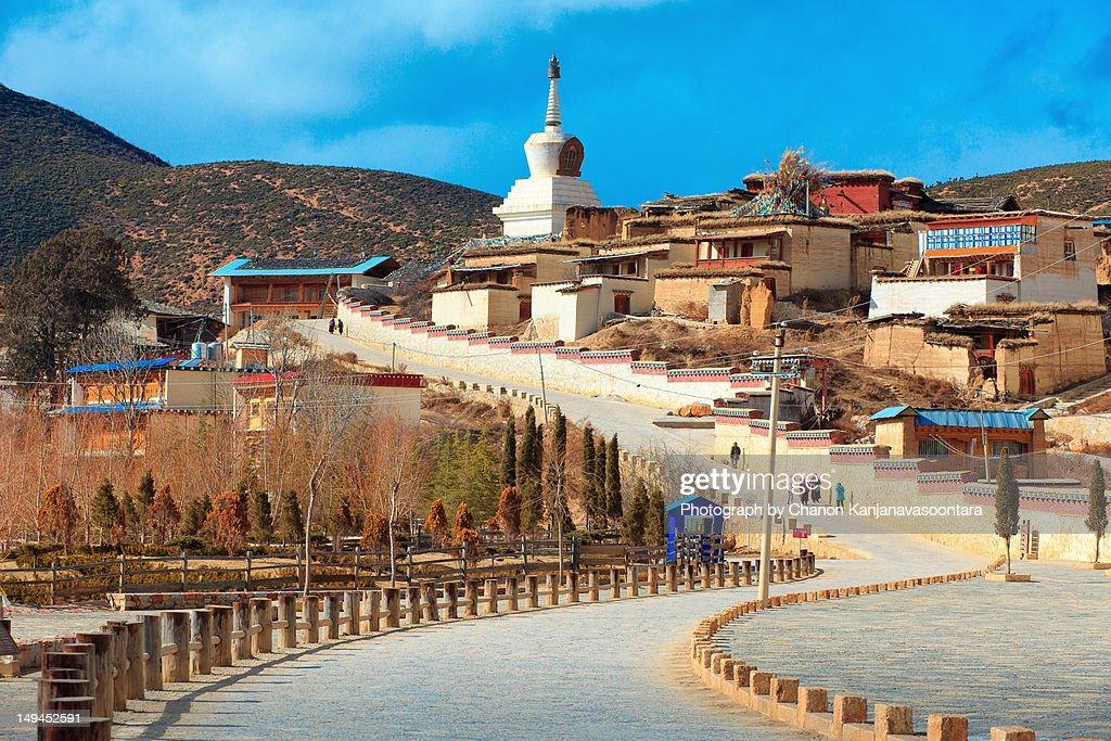 Song-Jan-Lin tibetan temple