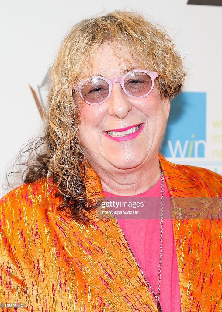 Songwriter Allee Willis attends the 14th Annual Women's Image Network Awards at Paramount Theater on the Paramount Studios lot on December 12, 2012 in Hollywood, California.
