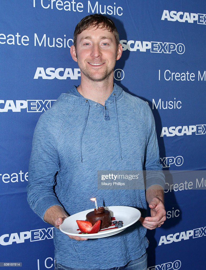 Songwriter <a gi-track='captionPersonalityLinkClicked' href=/galleries/search?phrase=Ashley+Gorley&family=editorial&specificpeople=6383339 ng-click='$event.stopPropagation()'>Ashley Gorley</a> attends the 2016 ASCAP 'I Create Music' EXPO on April 29, 2016 in Los Angeles, California.