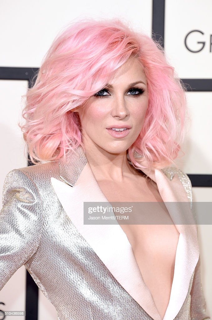 Songwriter Bonnie McKee attends The 58th GRAMMY Awards at Staples Center on February 15 2016 in Los Angeles California