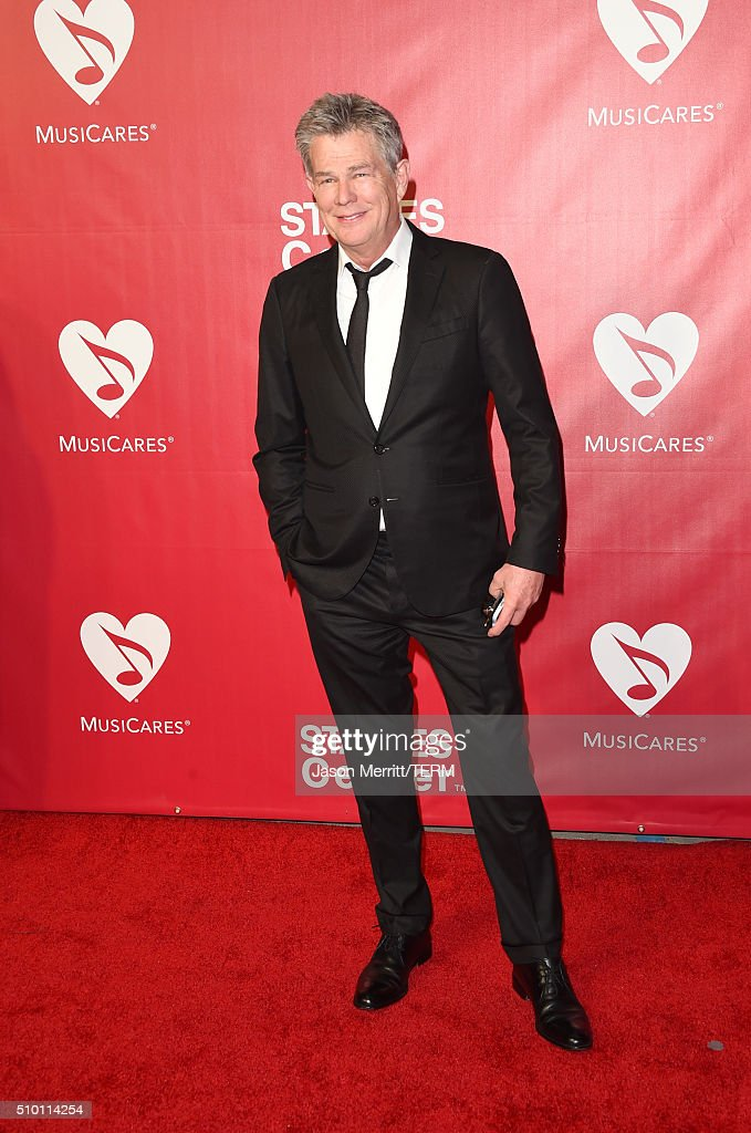 Songwriter David Foster attends the 2016 MusiCares Person of the Year honoring Lionel Richie at the Los Angeles Convention Center on February 13, 2016 in Los Angeles, California.