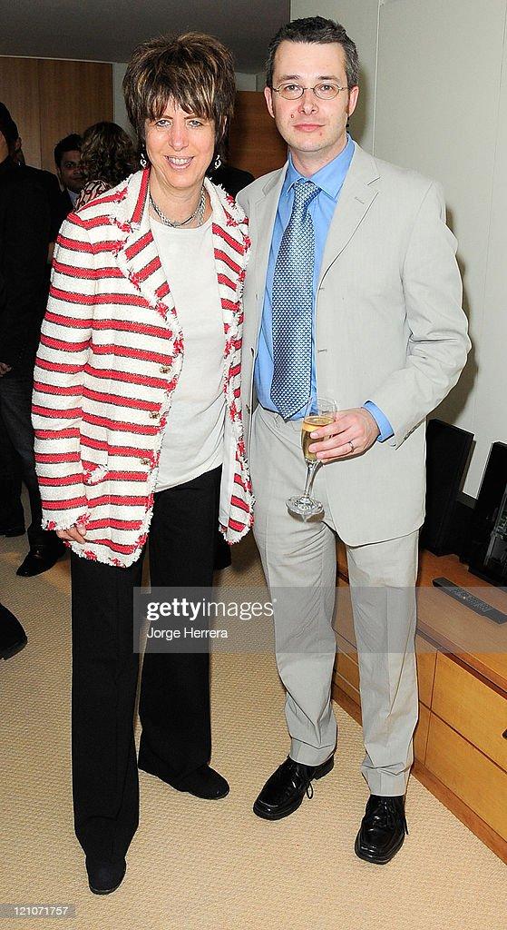Diane Warren Celebrates Her Ivor Novello Lifetime Achievement Award