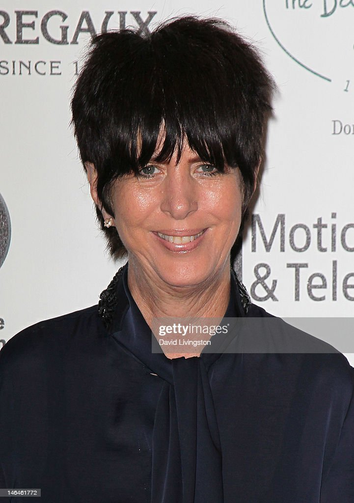 Songwriter Diane Warren attends an intimate cocktail celebration hosted by Brett Ratner in conjunction with the 100th anniversary celebration of The Beverly Hills Hotel at The Beverly Hills Hotel on June 16, 2012 in Beverly Hills, California.
