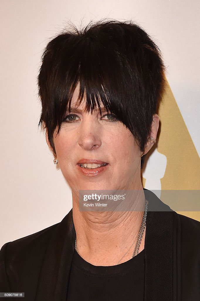 Songwriter Diane Warren attends the 88th Annual Academy Awards nominee luncheon on February 8, 2016 in Beverly Hills, California.