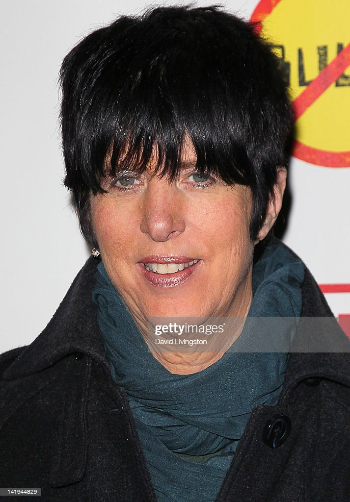 Songwriter <a gi-track='captionPersonalityLinkClicked' href=/galleries/search?phrase=Diane+Warren&family=editorial&specificpeople=234753 ng-click='$event.stopPropagation()'>Diane Warren</a> attends the premiere of The Weinstein Company's 'Bully' at the Mann Chinese 6 on March 26, 2012 in Los Angeles, California.