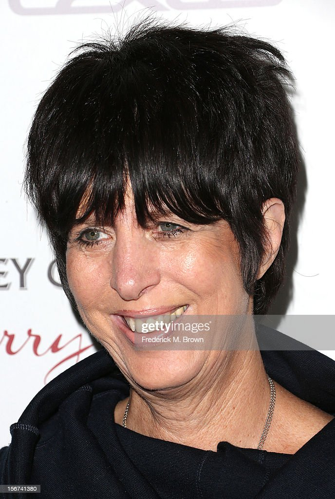 Songwriter Diane Warren attends the Screening Of The Weinstein Company's 'Silver Linings Playbook' at The Academy of Motion Pictures Arts and Sciences on November 19, 2012 in Beverly Hills, California.