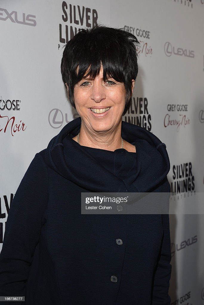 Songwriter <a gi-track='captionPersonalityLinkClicked' href=/galleries/search?phrase=Diane+Warren&family=editorial&specificpeople=234753 ng-click='$event.stopPropagation()'>Diane Warren</a> attends the ''Silver Linings Playbook' Los Angeles special screening at the Academy of Motion Picture Arts and Sciences on November 19, 2012 in Beverly Hills, California.