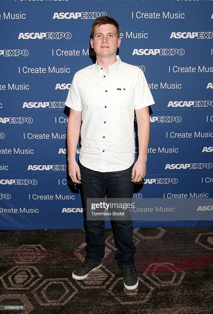 Songwriter Forest Glen Whitehead attends the 2016 ASCAP 'I Create Music' EXPO on April 28, 2016 in Los Angeles, California.
